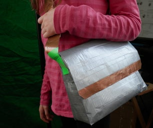 Duct Tape Utility Bag