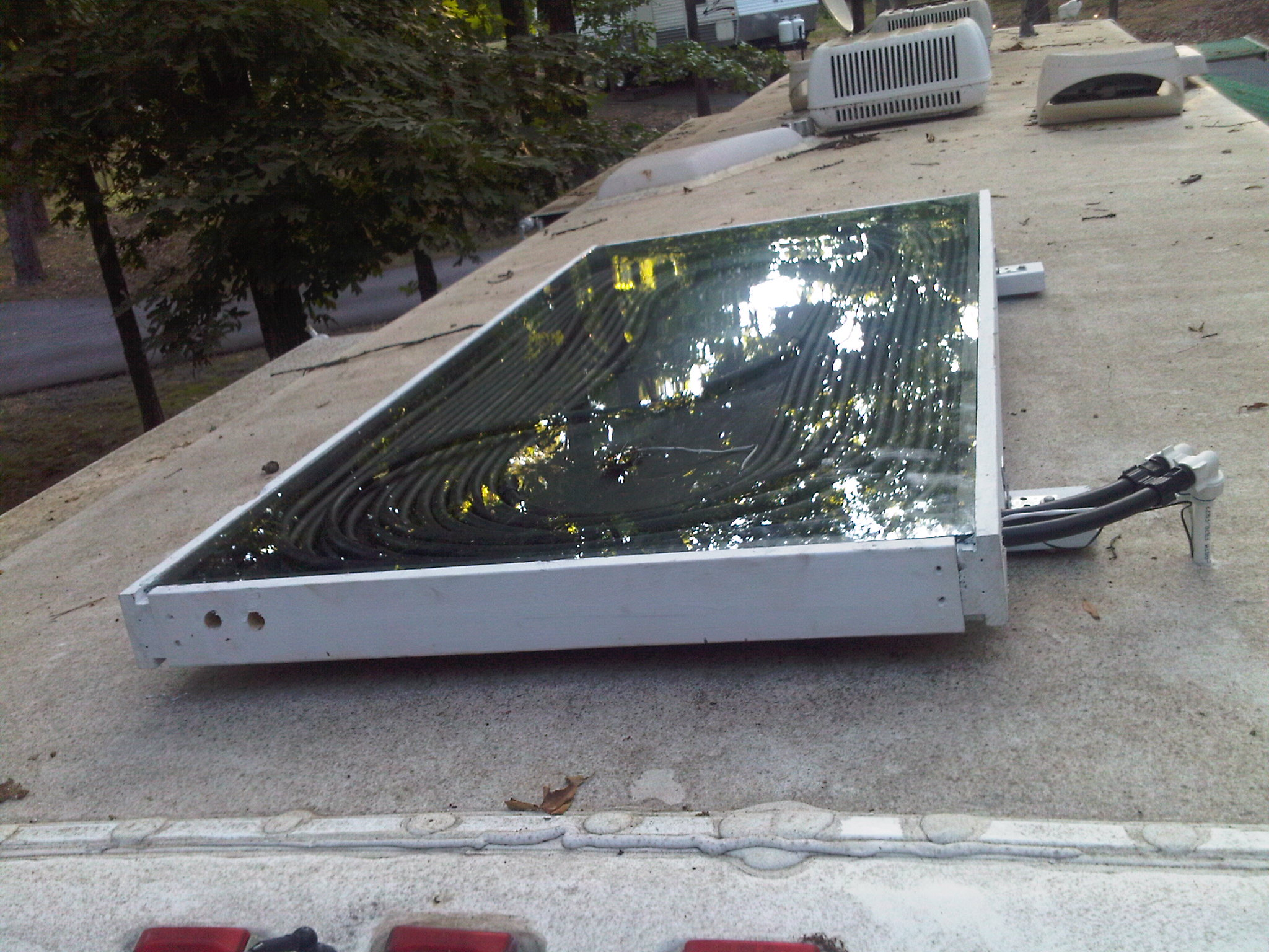 Picture of Solar Water Heater