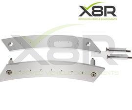 New VW Beetle Interior Door Grab Pull Metal Handles Replacement Repair Fix Kit Install Instructions Guide