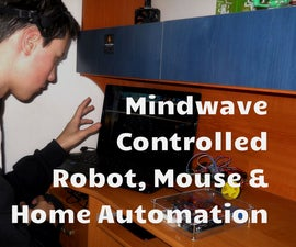 Use the Force... Or your Brainwaves? (multifuctional thought controlled system)