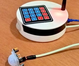 GSM Shield Home Alarm