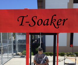 T-Soaker Anti-Dunk Tank