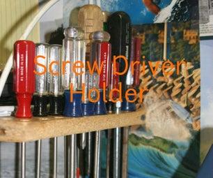Screw Driver Holder