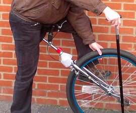 Unicycle - tips for the beginner and things importante'