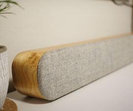 DIY Soundbar With Built-in DSP