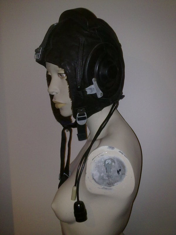 Fighter Pilot Headphones!