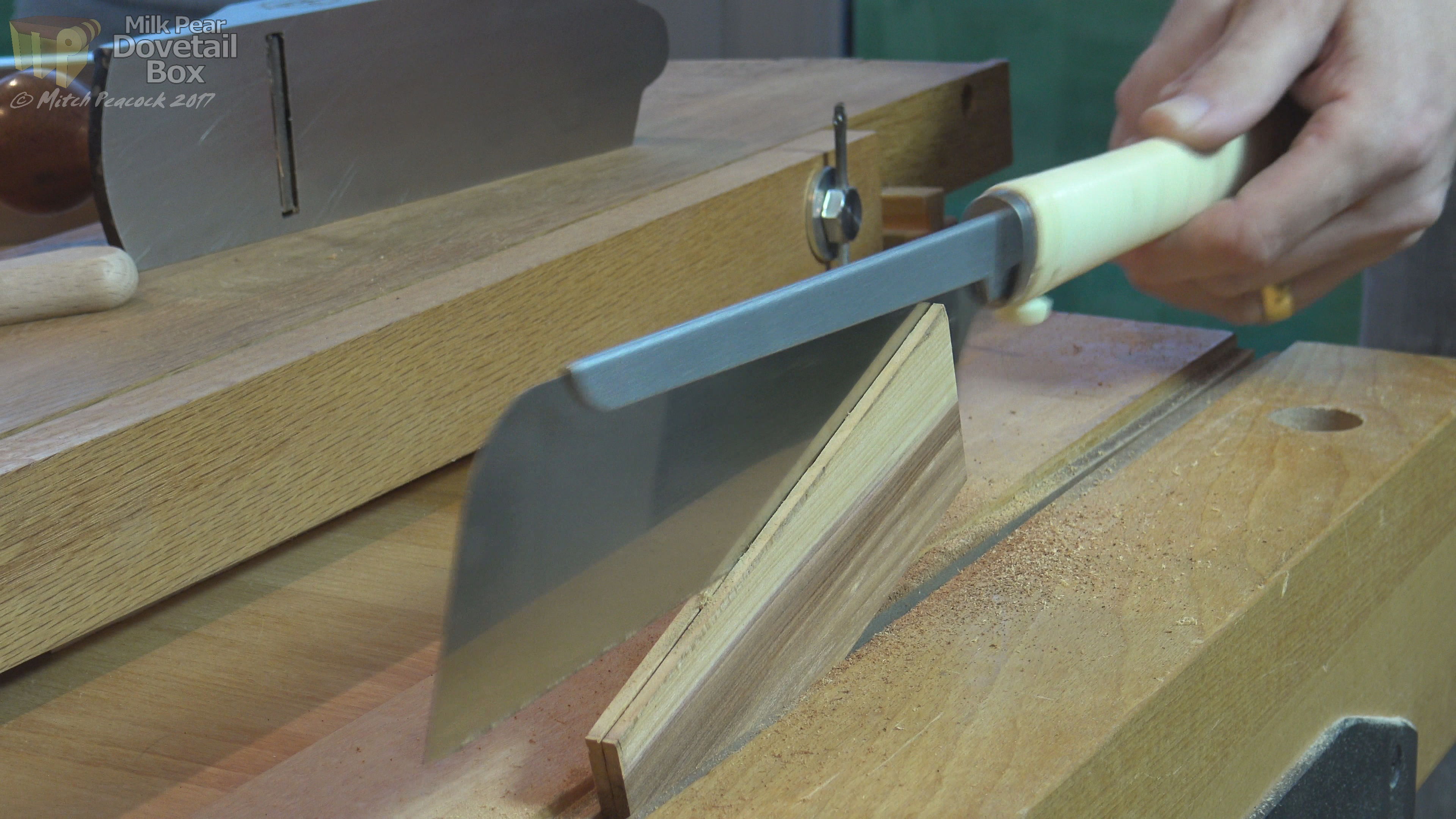 Picture of Re-Sawing Sides