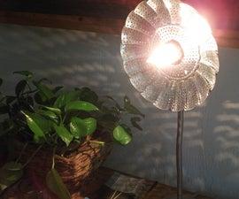 Dieselpunk Vegetable Steamer Desk Lamp