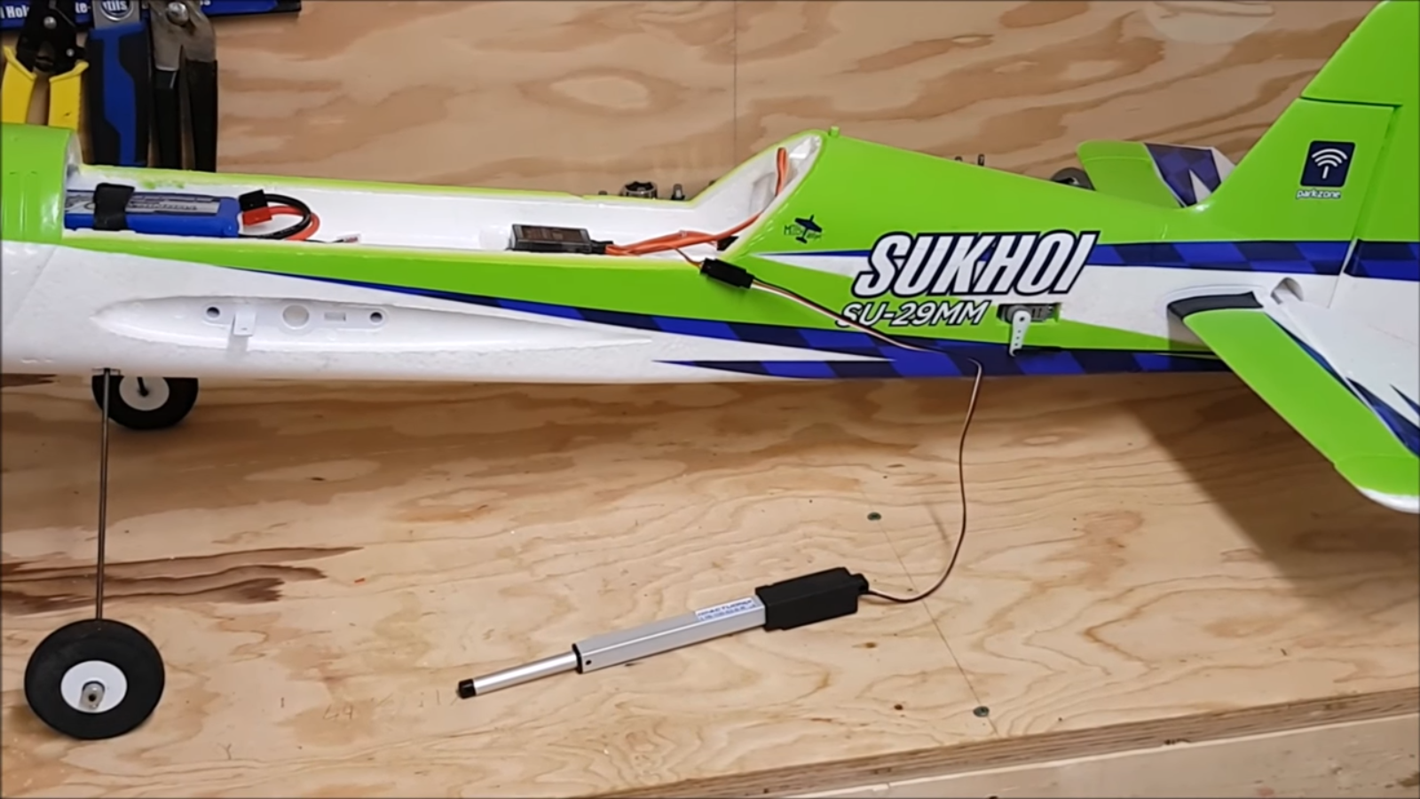 Picture of How to Use Linear Servos With RC Devices