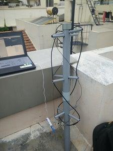 Antenna 1: Quadrifilar Helix (QFH)