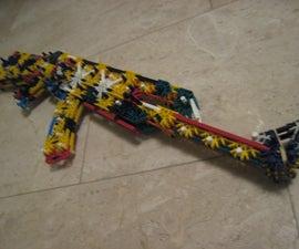 Knex AK-47.