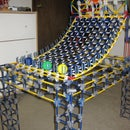 K'nex Mini Basketball Arcade Game (Instructions)