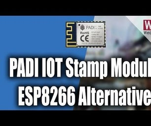 Getting Started With PADI IOT Stamp Module From Pine64 | AT Commands.