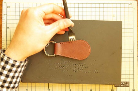 Make Holes in the Leather