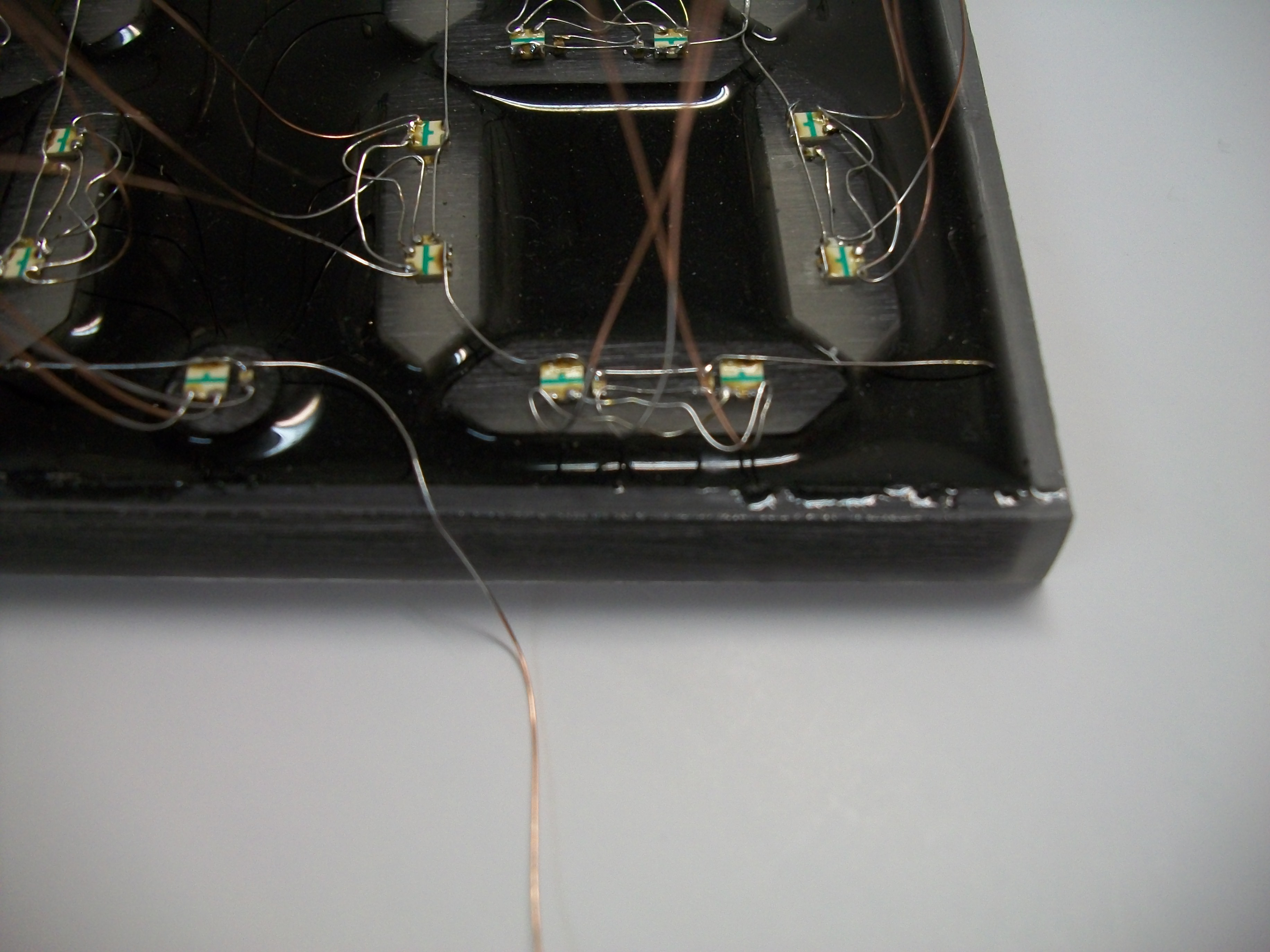 Picture of Adding the LEDs