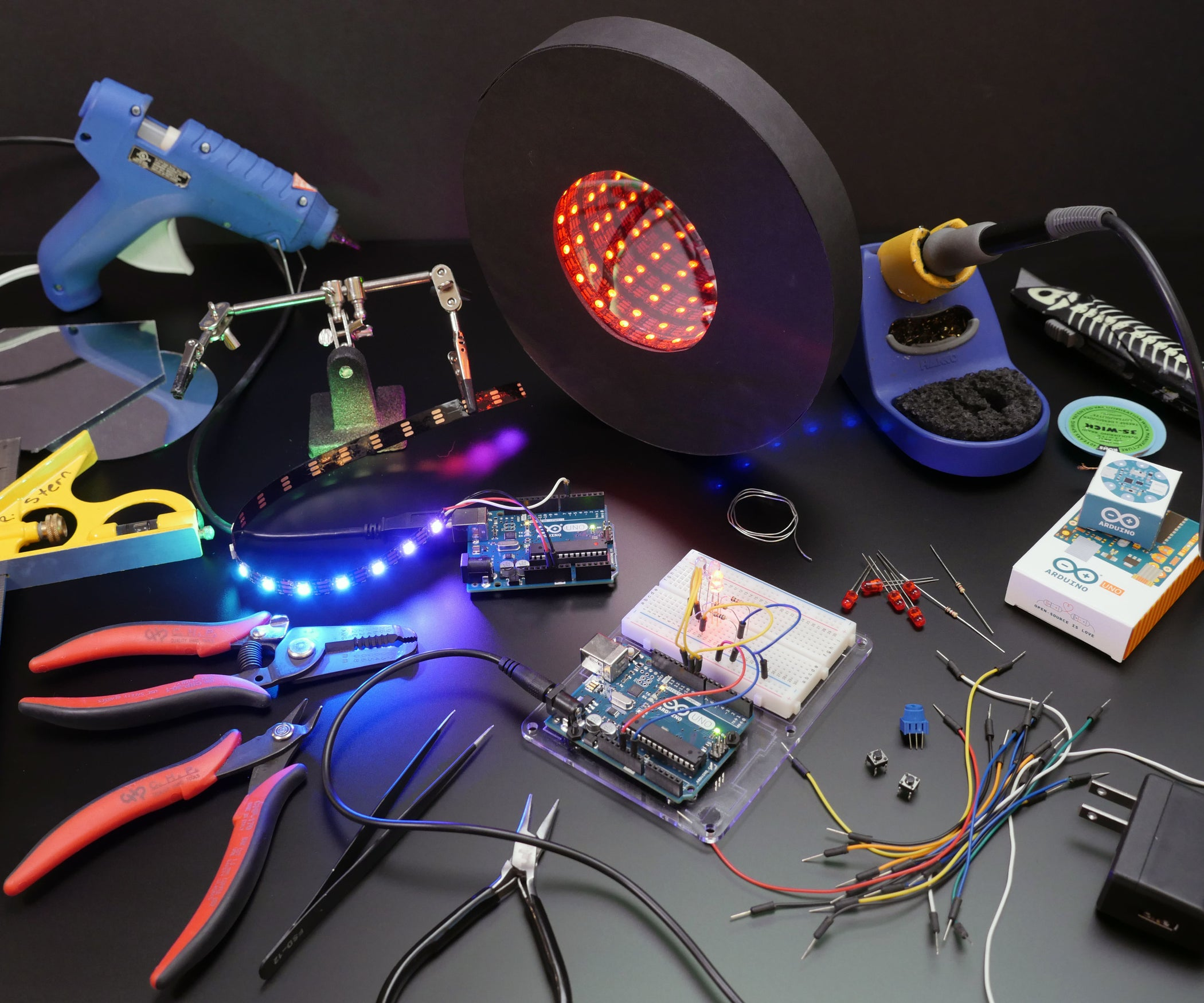 What Youll Learn Question Electronics Forum Circuits Projects And Microcontrollers