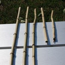 CheapGeek- Scrap Bamboo Art