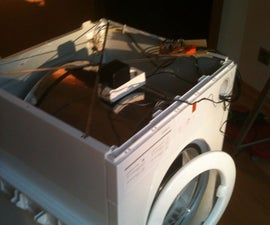 Repair and upcycle defective dryer with Arduino