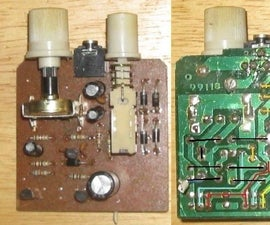 Reverse Engineering a Small Amplifier