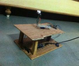 How to make a simple Arduino ultrasonic radar system ..