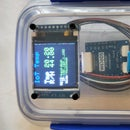 Temperature and Humidity Internet Logger With Display Using ESP8266