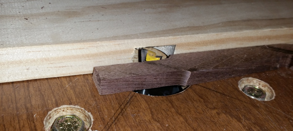 Picture of The Dovetail Key