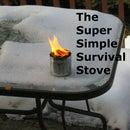 Super Simple Survival Stove