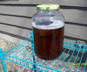 How to Make Sun Tea.