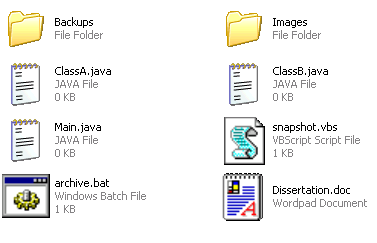 Roll Your Own Version Control/automated Backup: 8 Steps