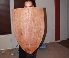 Medieval Heater Shield