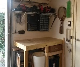 Leftovers Workbench