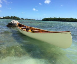 How to clean a canoe after ocean use