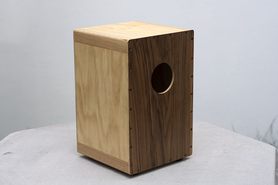 Picture of Cajon Finished!