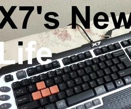 Resurrection of X7 G800V