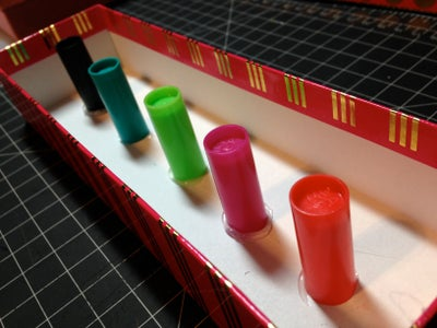 Method 1: Gluing the Marker Caps