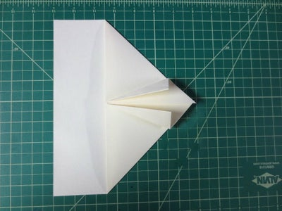 Construct the 'nose' of the Glider (cont)
