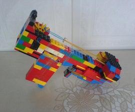 Paper Wasp Pistol