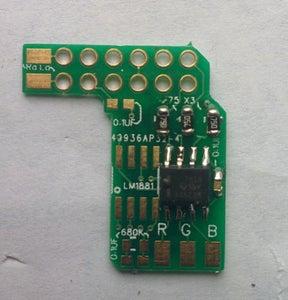 N64 RGB Mod