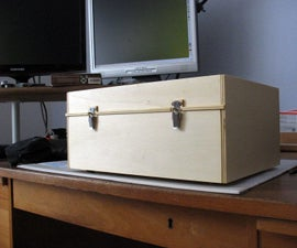 Playing Card Chest