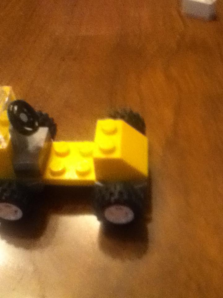Picture of Steering Wheel