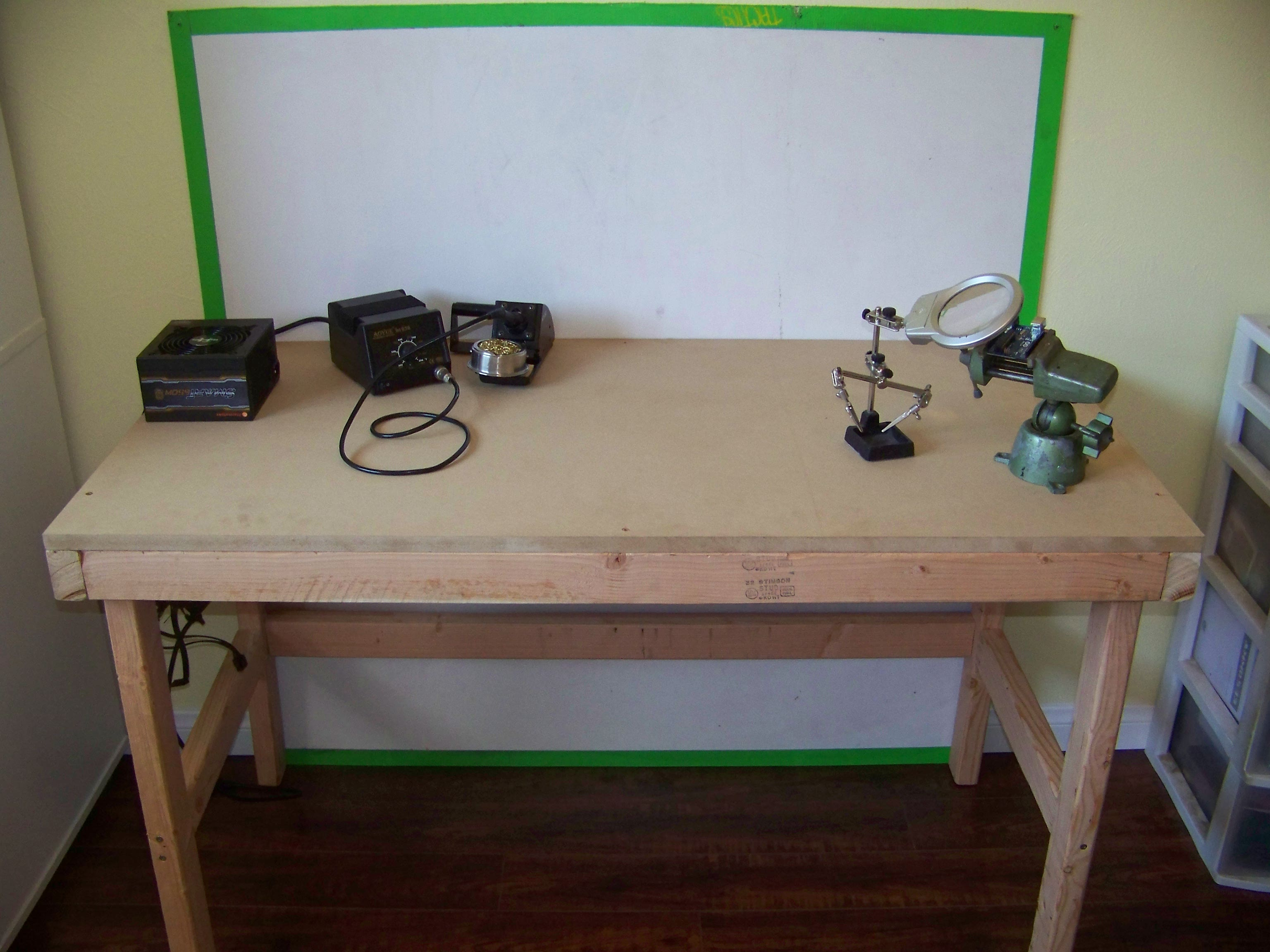Picture of Budget $30 Workbench