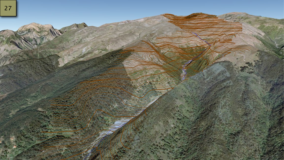 Picture of Visualize the Watershed on Google Earth