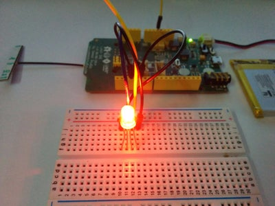 IoT With LinkIt One - RGB LED