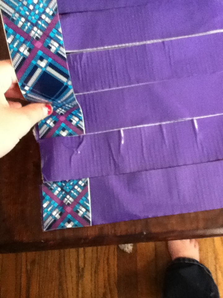 Picture of Weave Second Strip