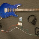 Arduino Guitar Effector