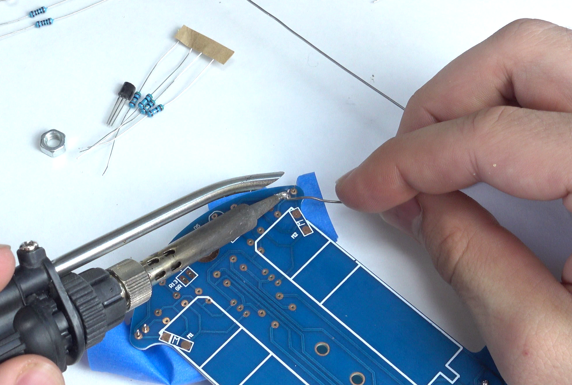 Picture of How to Solder...