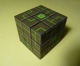 Rubyrint - rubik cube labyrinth