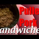 Dr Pepper Pulled Pork Sandwiches