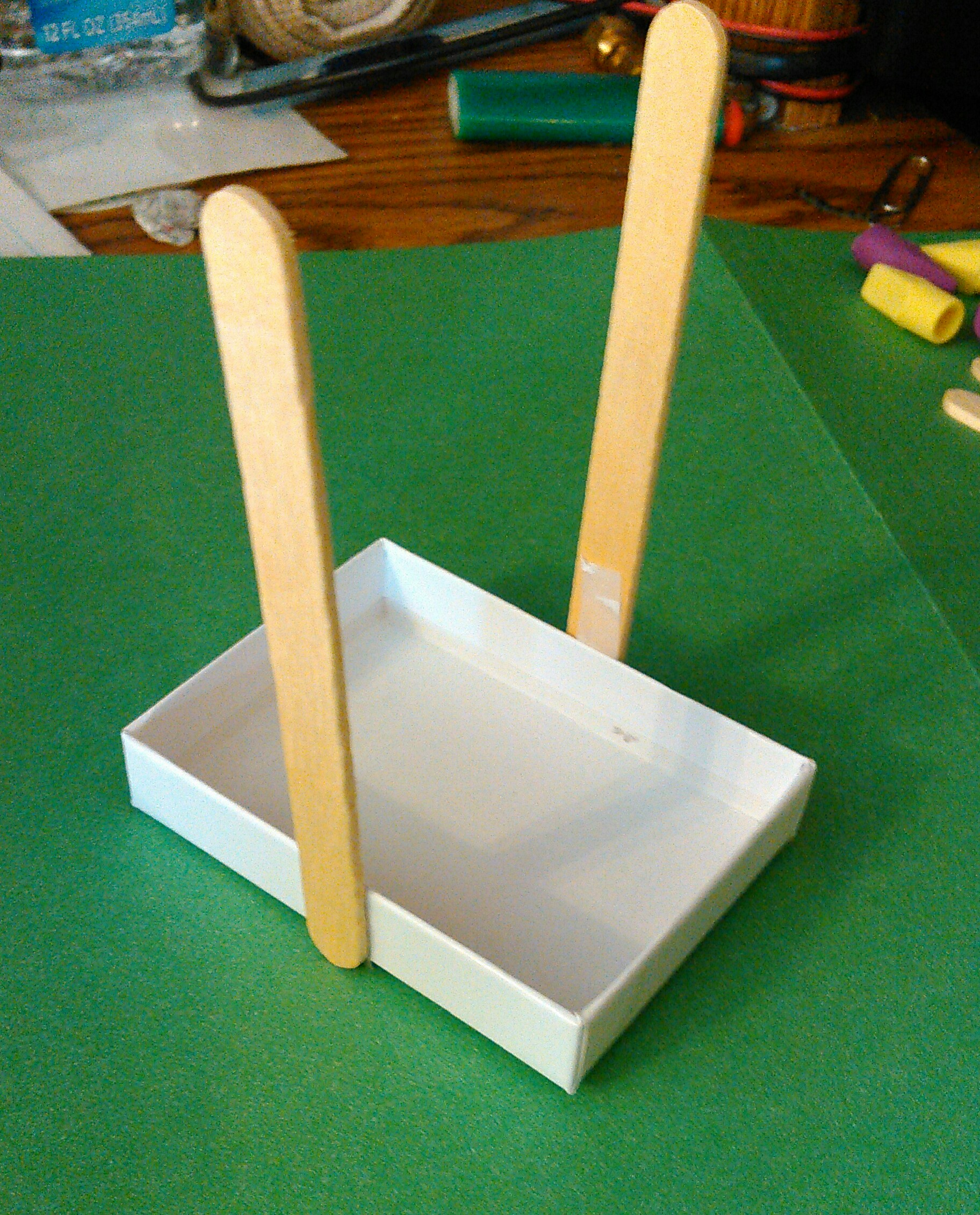 Picture of Attach Uprights