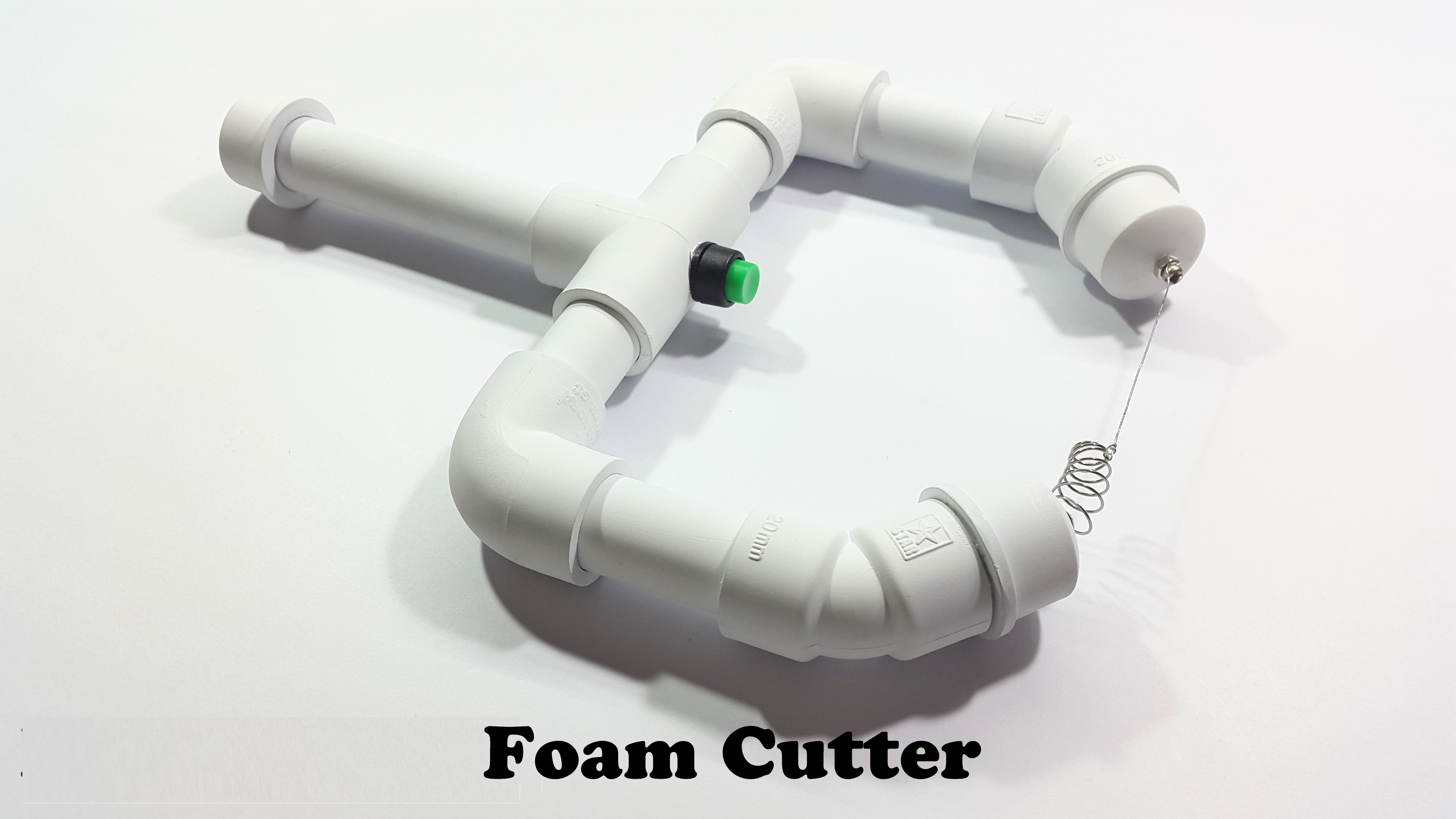 Hot Wire Foam Cutter | Portable | Rechargable: 8 Steps (with Pictures)